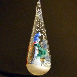 Glastropfen - handbemalt