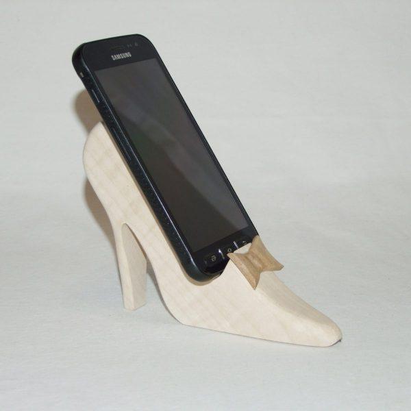 Handyhalter Schuh Bild 1