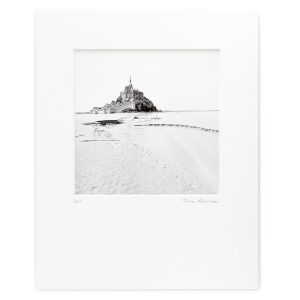 Mont St. Michel #3, Normandy, FR