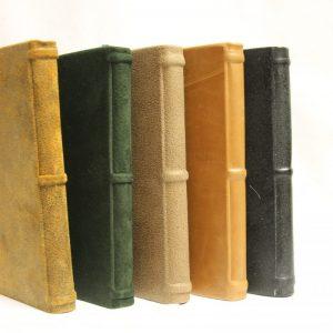 A5 Schreibbuch rustikal