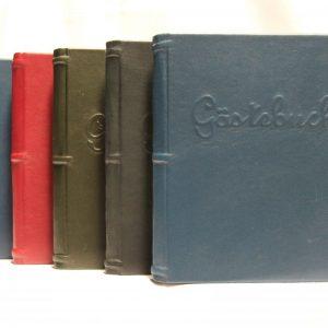 Gästebuch A5 Quart